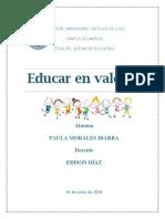 Ensayo de Ética Paula Morales