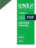 Programa Dialogo Policial