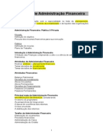 ++ AF - Noções De Administração Financeira.doc