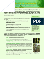 Tree-free Tissue Paper Msg-4
