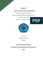 Referat THT BPPV