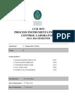 [Ccb3072 Report] Group 5 Temperature Control
