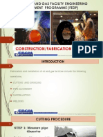 FEDP-construction and Fabrication Procedure