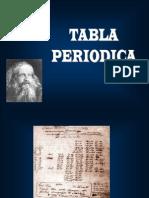 Exposición Tabla Periodica