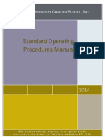 LEAP Standard Operating Procedures Manual