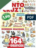 1001 Ideias Ponto Cruz.n52
