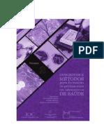 Conceitos e Metodos Para Formação Profissionais Laboratorios