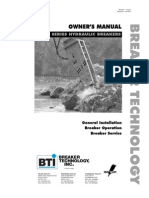 Rock Breaker Operation Manual