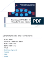 Ausi #12 Mapping of COBIT 5 With Other Standards (1)