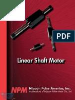 NPM Linear Shaft Motor Catalog