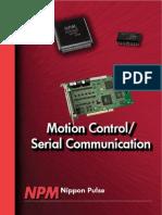 NPM Motion Control Serial Communication Catalog