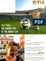 Sarah Walker's TIE Case Study - WPP, Comitê Popular da Copa & INATA