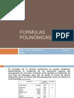 Present, Formula Polinómica