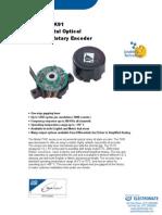DRC Packaged Encoders TK91 Data Sheet