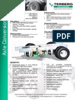 Axle Conversions