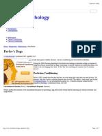 Pavlov's Dogs | Simply Psychology
