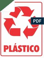 Placa Reciclagem