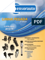 Catálogo - Linha Pesada 2013 14
