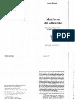 Andre Breton - Manifiesto Surrealista