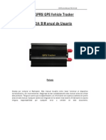 Manual Tk 103(Espanol)