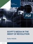 Egypt's Media in the Midst of Revolution