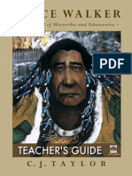 Peace Walker Teacher Guide