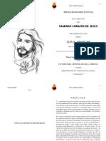 De La Imitación Del Sagrado Corazón de Jesús