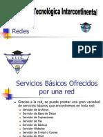 Servicios Básicos Ofrecidos Por Una Red