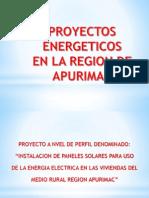 Tema 2 Proyectos Energeticos en La Region Apurimac