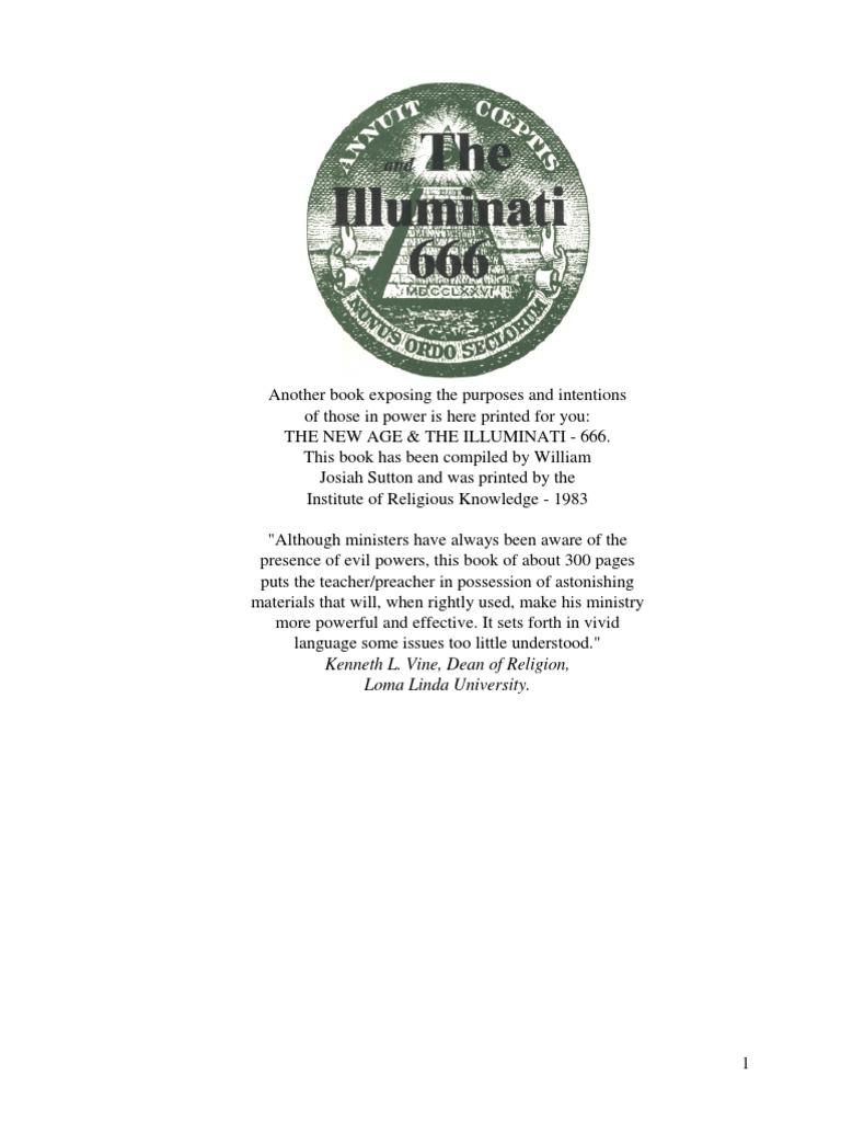The New Age and the Illuminati 666 | Lucifer | Sacrifice