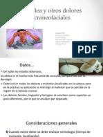 Cefalea y Otros Dolores Craneofaciales
