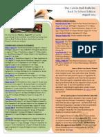 Back2School Enewsletter 2014