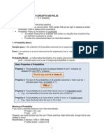STAT 151-Notes-Section 7 (Chapters 14-15)-Probability Concepts and Rules