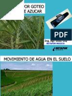 El riego por goteo en Caña de azucar - como regar Junio 11.pptx