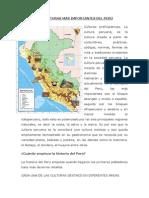 Las Culturas Más Importantes Del Perú