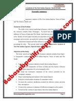 aprojectreportoncomparativeanalysisofthenewindianexpresstimesofindia-130823130309-phpapp01