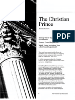 2008 Issue 3 - The Christian Prince - Counsel of Chalcedon