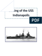 history paper uss indianapolis