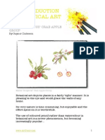 Intro to Botanical Art