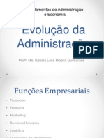 Funções Empresariais