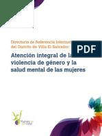 Directorio de Referencia Interinstitucional del Distrito de Villa El Salvador