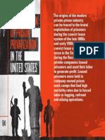 The Evolution of Prison Privatization in the US