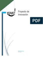 Proyecto inovador