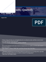 American Security Quarterly - August 2014
