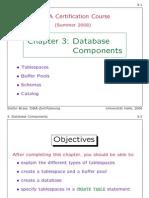 DBA Certification Course (C3)