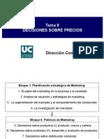 Tema8 Precio