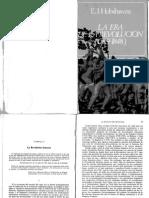Hobsbawm, La Revolución Francesa