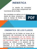 FLUIDOS CINEMATICA