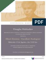 Poster Conferencia Magistral