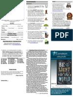 bulletin august 2-2014